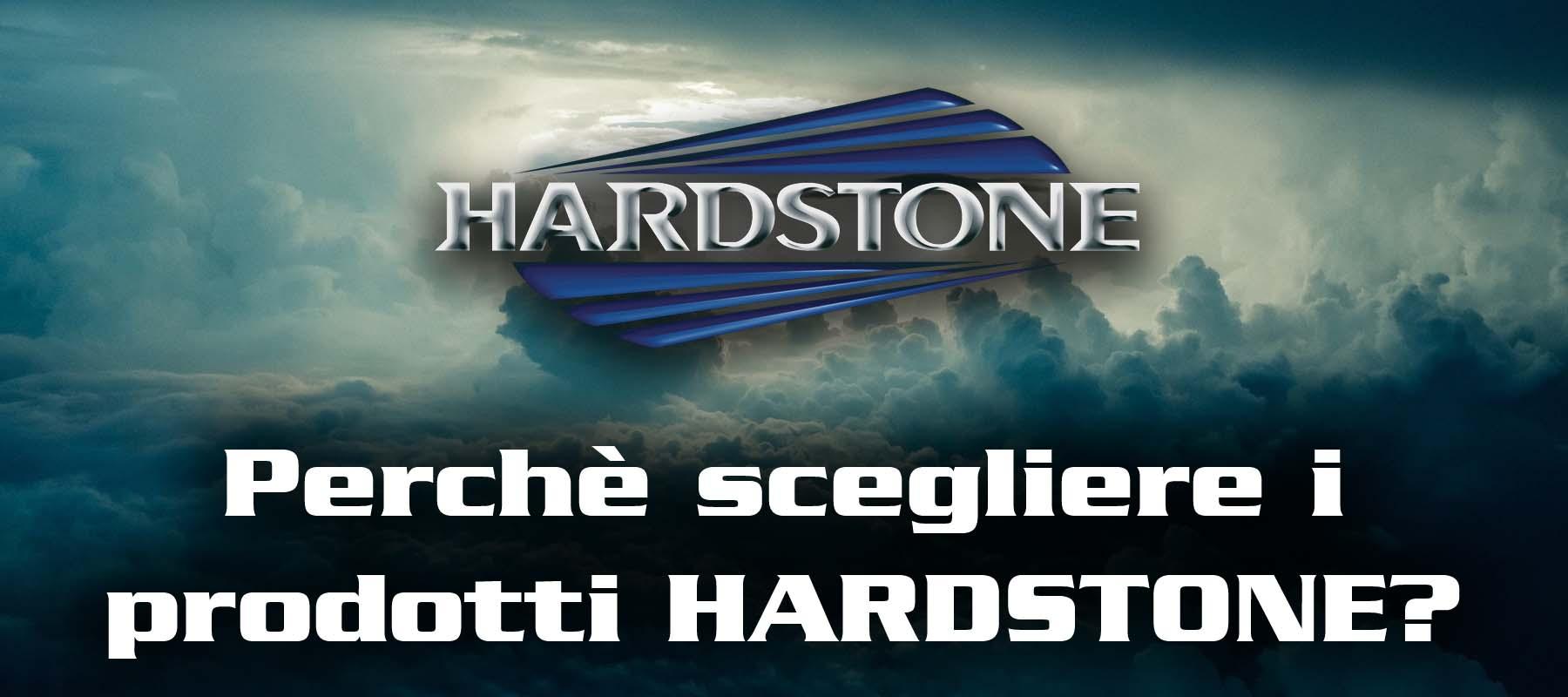 SCELTA PRODOTTI HARDSTONE