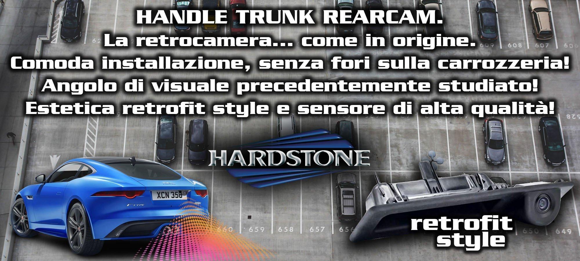 handle trunk rearcamera